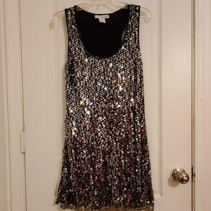 Charlotte Russe Sparkling Dress